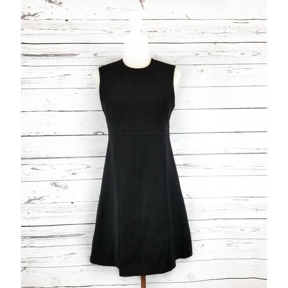 Louis Vuitton Dresses Uniformes Black Sleeveless Dress Poshmark